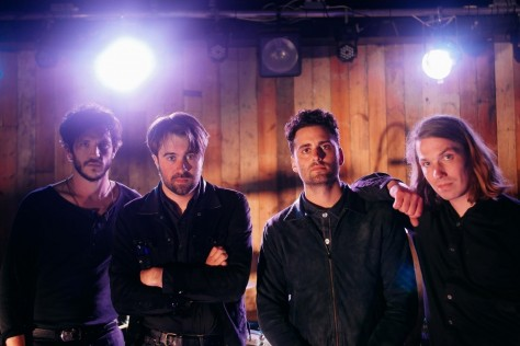 The Vaccines Exclusively Perform New Album Tracks For Redbull The Vaccines