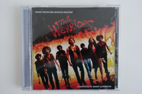 Limitededitionsoundtrack The Warriors