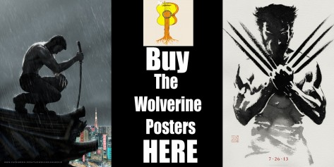 Buy The Wolverine Posters Movie The Wolverine