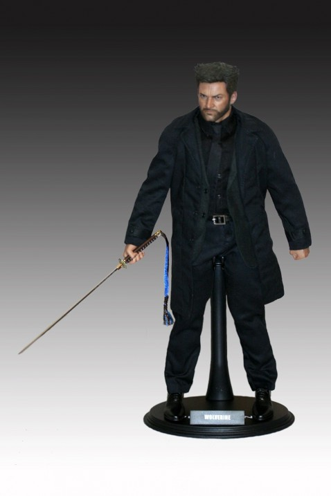 Hot Toys The Wolverine The Wolverine