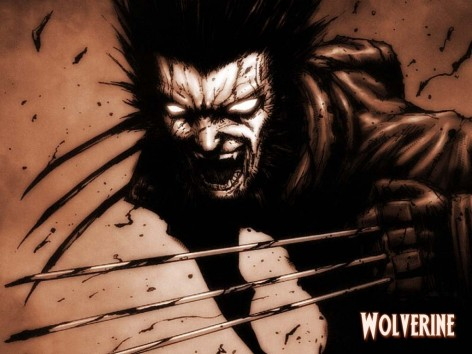 Wolverine Men Animated Comics Wallpapers Collection The Wolverine