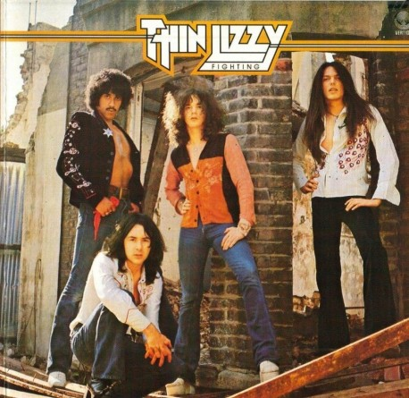 Thin Lizzy Ighting Na Movie