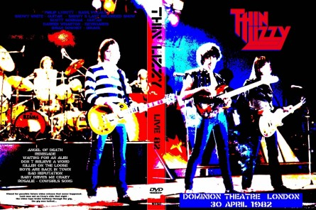 Thin Lizzy Live In London Movie