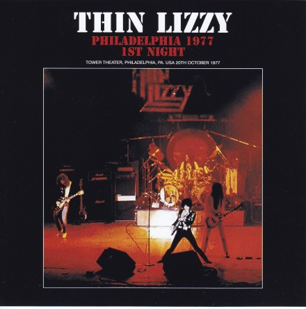 Thinlizzy Philadelphia St Night Movie
