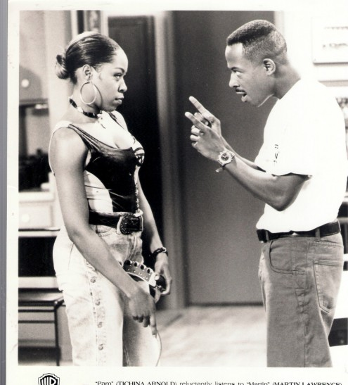 Martin Tichina Arnold Martin Lawrence Pointing Tichina Arnold