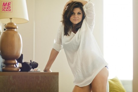 Tiffani Thiessen Esquire Cme In My Placee