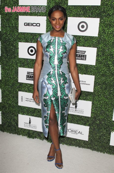 Tika Sumpter Essence Th Annual Black Women In Hollywood The Jasmine Brand Tika Sumpter