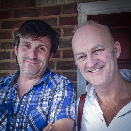 Paul Midcalf And Tim Mcinnerny