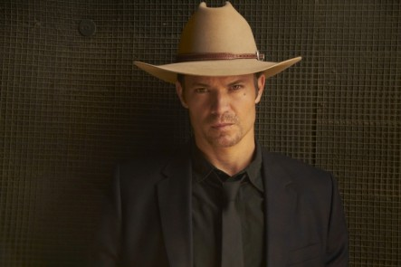 Justified Timothy Olyphant Wallpaper Ac Dcd Daf Fbc Large Wallpaper