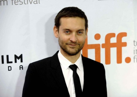 Tobey Maguire Attends The Premiere Ef Diaporama