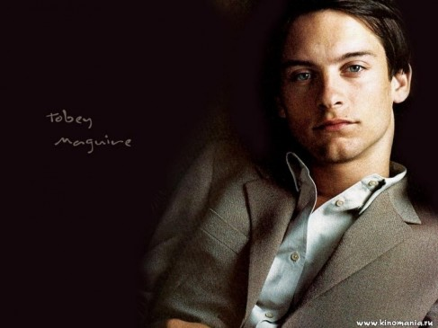 Tobey Maguire Nice Wallpaper Aa Ba Cffa Ac Large Films