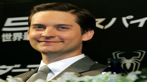 Tobey Maguire Smile Hd Wallpaper Wallpaper