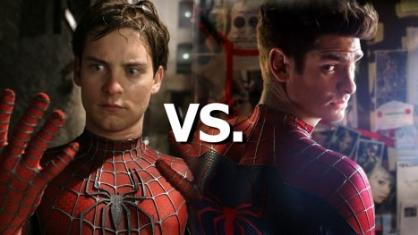 Tobey Maguire Vs Andrew Garfield Tobey Maguire