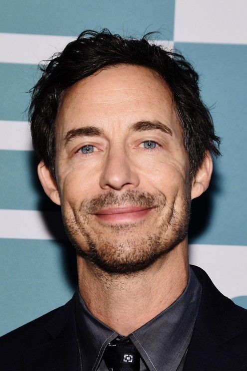 Tom At Cw Upfronts Tom Cavanagh