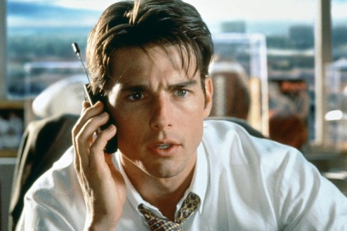 Jerry Maguire Tom Cruise Tom Cruise