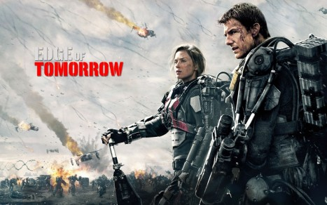 Tom Cruise Edge Of Tomorrow Wallpaper Wallpaper