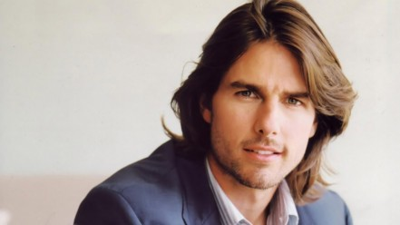 Tom Cruise New Hairstyle