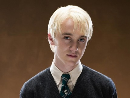 Draco Malfoy Changes Into Tom Felton Hairstyle Movies