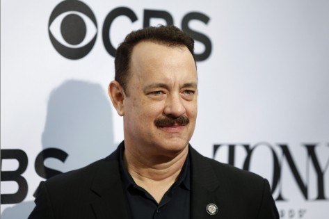 Tom Hanks Reuters  Tom Hanks