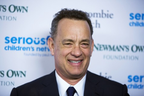 Tom Hanks Smile Reuters