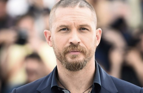Tom Hardy Cannes