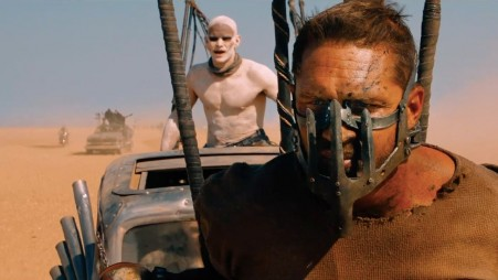 Tom Hardy Takes Over In New Mad Films