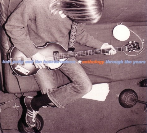 Tom Petty The Heartbreakers Anthology Through The Years Inside  And The Heartbreakers
