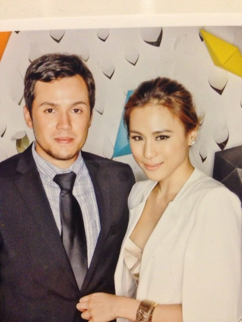 Toni Gonzaga And Paul Soriano Toni Gonzaga