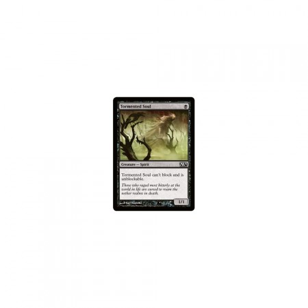 Magic The Gathering Tormented Soul Image Tormented