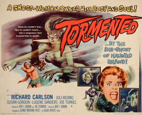 Tormented Poster Tormented