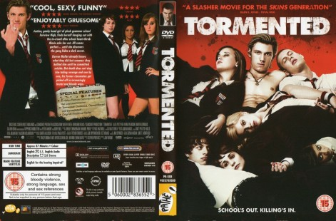 Tormented Ws Front Wwwgetcoversnet Tormented
