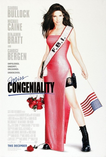 Miss Congeniality Xlg Movie
