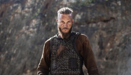 Interview Travis Fimmel Vikings Travis Fimmel