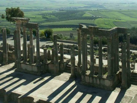 Dougga Tunisia Wallpaper Zjc Tunisia