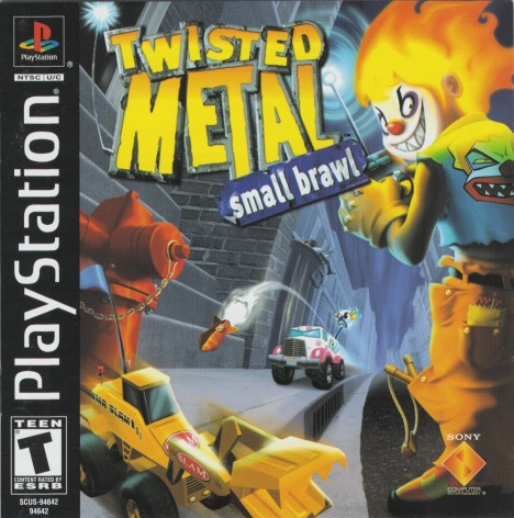 Scus All Twisted Metal