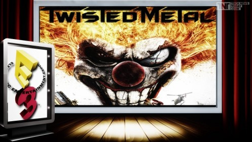Was Twisted Metal Sweet Tooth Just Demoed At Twisted Metal