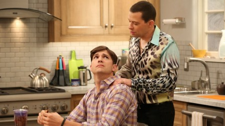 Two And Half Men Couple Two And Half Men