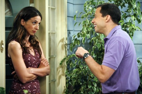Two And Half Men Marin Hinkle Two And Half Men