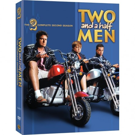 Two And Half Men Season Dvd Ddpid Scatlsncbs Two And Half Men