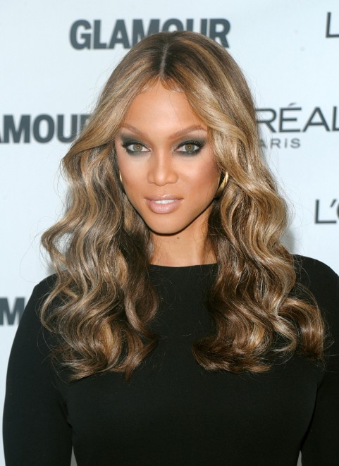 Tyra Banks Attends The Glamour Women Of The Year Awards At Carnegie Hall In New York Tyra Banks
