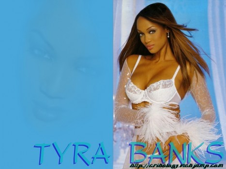 Tyrabanks Wallpaper