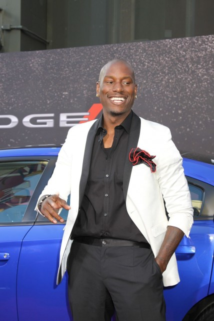 Tyresegibson Ss Mg Tyrese Gibson