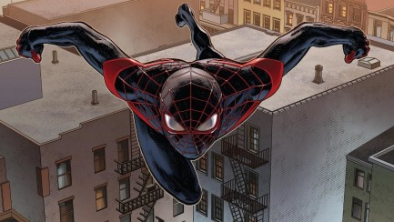 Miles Morales Becoming The Main Spider Man Is Major Headache For Sony And Marvel Miles Ultimate Spider Man