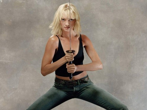 Uma Thurman Wallpaper Di Uma Thurman Uma Thurman