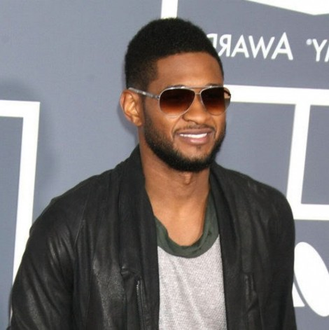 Usher Mohawk Hairstyles For Men Ee Haircut