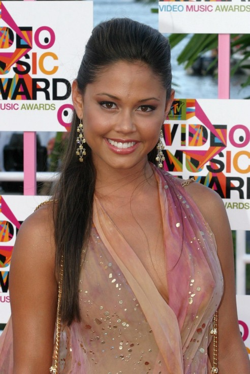 Vanessa Minnillo Sheer Vanessa Minnillo