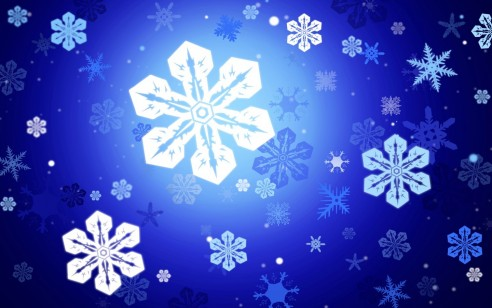 Background Gallery Snow Animated Flakes Vector Backgrounds