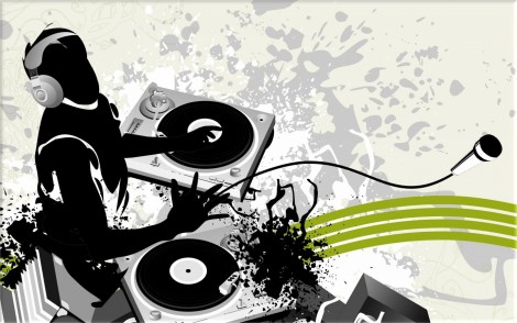 Dj Music Vector Backgrounds Pictures