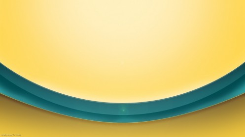 Yellow Abstract Background Vector Hd