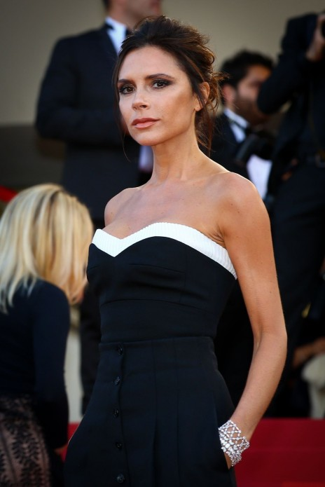 Victoria Beckham Cafe Society Premiere And The Opening Night Gala Cannes Film Festival Victoria Beckham